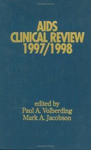 AIDS Clinical Review, 1997/1998 (AIDS Clinical Review) PDF