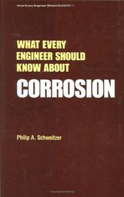 What every engineer should know about corrosion PDF