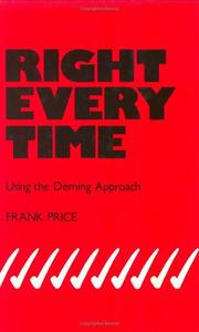 Right every time by Frank Price