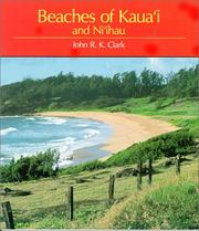 Beaches of Kaua'i and Ni'ihau by John R. K. Clark