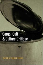 Cargo, Cult and Culture Critique PDF