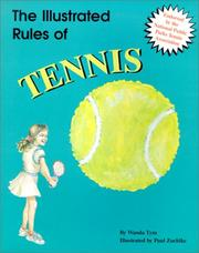 Illustrated Rules of Tennis PDF