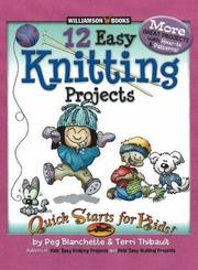 12 easy knitting projects PDF