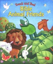 Touch and Feel Bible Animal Friends (Touch and Feel) PDF