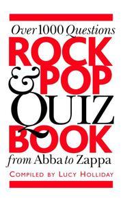 Rock & Pop Quiz Book PDF