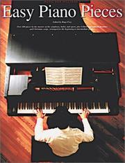 Easy Piano Pieces PDF