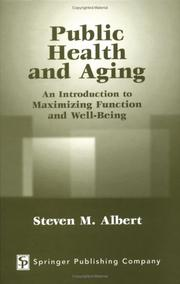 Public health and aging PDF