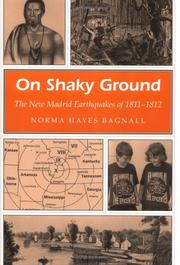 On shaky ground by Norma Bagnall