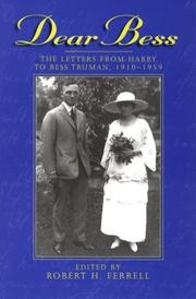 Correspondence by Harry S. Truman