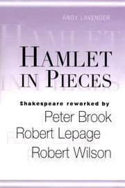 Hamlet in pieces PDF