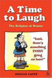 A Time To Laugh by Donald Capps
