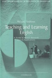 Teaching And Learning English PDF