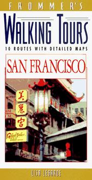 Frommer's Walking Tours PDF
