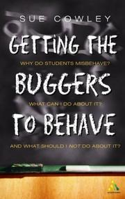Getting your little darlings to behave PDF
