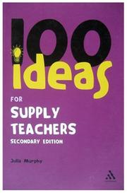 100 Ideas for Supply Teachers PDF