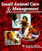Small animal care & management PDF