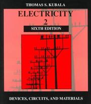 Electricity 2 by Thomas S. Kubala
