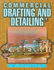 Commercial drafting and detailing by Alan Jefferis