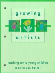 Growing artists by Joan Bouza Koster