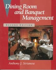 Dining room and banquet management PDF