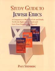 Study guide to Jewish ethics PDF