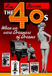 The forties--when we were dreamers of dreams PDF