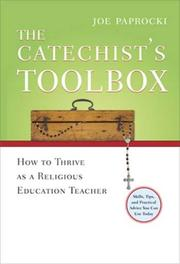 The Catechist's Toolbox by Joe Paprocki