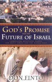 God&#39;s promise and the future of Israel by Don Finto