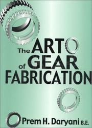 The Art of Gear Fabrication PDF