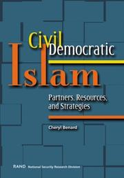 Civil Democratic Islam by Cheryl Benard