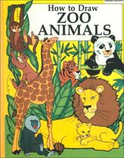 How to draw zoo animals by Jocelyn Schreiber