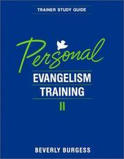 Personal Evangelism Training II (Personal Evangelism Training) PDF