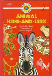 Animal hide-and-seek PDF