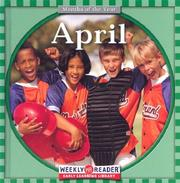 April (Months of the Year) PDF