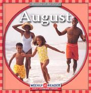 August (Months of the Year) PDF