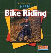 Bike Riding (After-School Fun) PDF