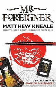 Mr Foreigner PDF
