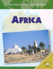 Africa (Continents of the World (World Almanac Library (Firm))) PDF