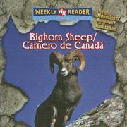 Bighorn Sheep / Carnero De Canada PDF