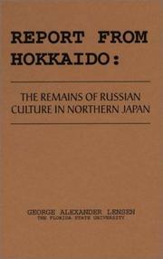 Report from Hokkaido PDF