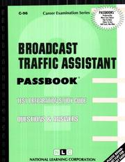 Broadcast Traffic Assistant PDF
