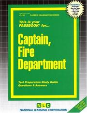 Captain, Fire Department PDF