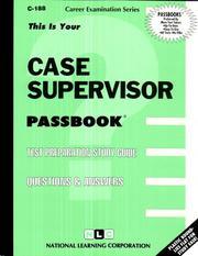 Case Supervisor PDF