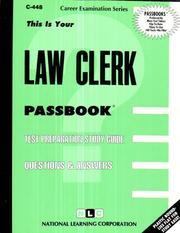 Law Clerk PDF