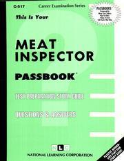 Meat Inspector PDF