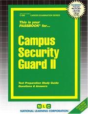 Campus Security Guard II PDF