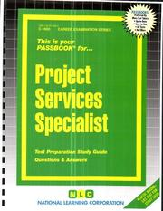 Project Services Specialist PDF