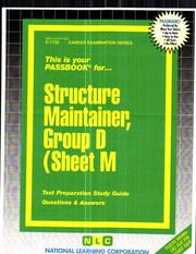 Structure Maintainer-Group D (Sheet Metal) PDF