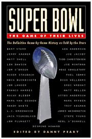 Super Bowl, the game of their lives PDF