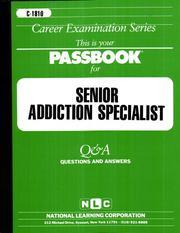 Senior Addiction Specialist PDF